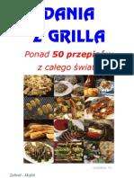 Dania z grilla-50 przepisów-Kuchnia TV