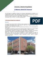 Administración y gestión hospitalaria