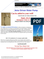 100 Water Pump
