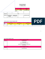 14th Apcp&Apcpn Programme
