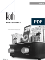 Roth Cocoon MC4 Manual All Languages