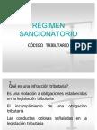 RegimenSancionatorio