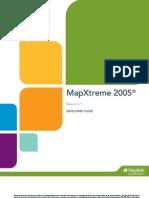 MapXtreme2005_67_DeveloperGuide
