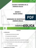 1 Introducción y historia de la energía eólica