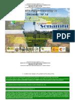 Boletín Agrometeorológico Decadal Nro. 12 para el cultivo de Quinua en la ecoregión Altiplnao Centro y Sur-Diciembre 2011