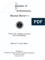 SNAME Principles of Naval Architecture Vol III