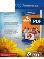 Catalogo Books in Spanish