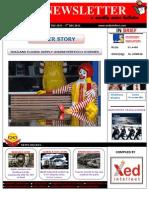 Xed CA Operations Newsletter Dec 1- Dec 7