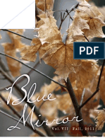 NCSSM Blue Mirror  Volume 7 Issue 1