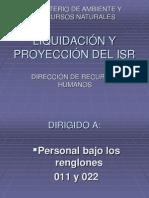 Presentacion ISR e IVA
