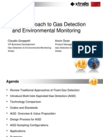 New Approach to Gas Detection and Environmental Monitoring