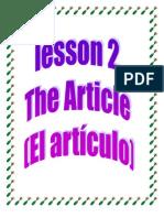 Deber de Ingles Leccion 2y 3