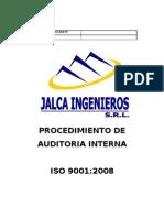 10. Procedimiento de Auditorias Internas