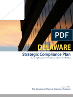 Delaware Strategic Compliance Plan_0