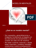 5. Modelos Mentales