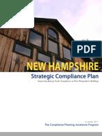 New Hampshire Strategic Compliance Plan
