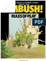 Ambush Rules With Errata R1