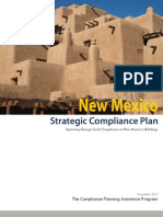 New Mexico Strategic Plan