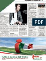 «L'energia della musica nasce dalla mia Urbino,il luogo che amo di più»