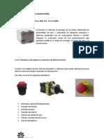 Descripción de componentes