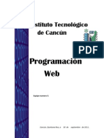 Expo Sic Ion de Programacion Web