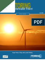 StoringRenewablePower 2008 Pembina