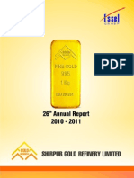 Shirpur Annual Report 2011