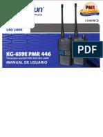 Manual Kg659