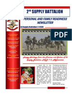 2nd Supply Battalion FWD December Family Readiness Newsletter