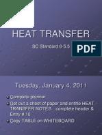 Heat Transfer Ppt