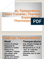 Unit-11--POP-Heat Temp Heat Transfer Thermal Revised