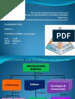GESTIÓN DE LA TECNOLOGÍA Y CONTROL INTERNO