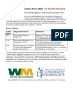 ASCP WM Managing Waste LTCF and Pharmacy