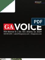 2012 GA Voice media kit