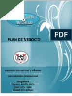 Plan de Negocio Entrega
