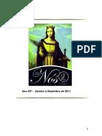 Boletim Infomativo NÓS - Ano 43 - Janeiro a Dezembro de 2011