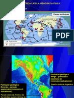 América Latina - aspectos físicos