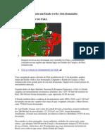 Divisão do Pará criaria um Estado verde e dois desmatados