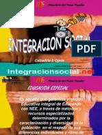 Integracion Social Ponencia