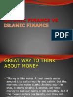 Satanic Finance vs Islamic Finance