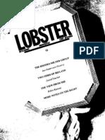 Lobster n°13  (April 1987)