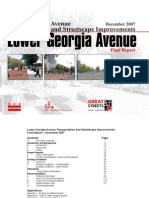 Georgia Ave Study FINAL 090630 Copy