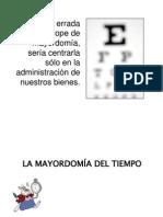Mayor Do Mia Del Tiempo