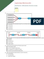 Final Exam CCNA 2 Version 2012