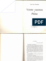"""José Luis González """"La galería"""""""