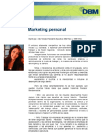 Marketing Personal 1997