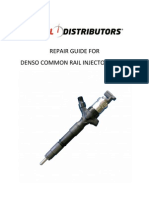 Spare Parts Denso Common Rail Injectors | Fuel Injection | Engines