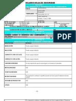 Ciclohexanona MSDS