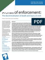 A Crisis of Enforcement (Supervision 2)