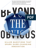 Beyond the Obvious Chapter 1